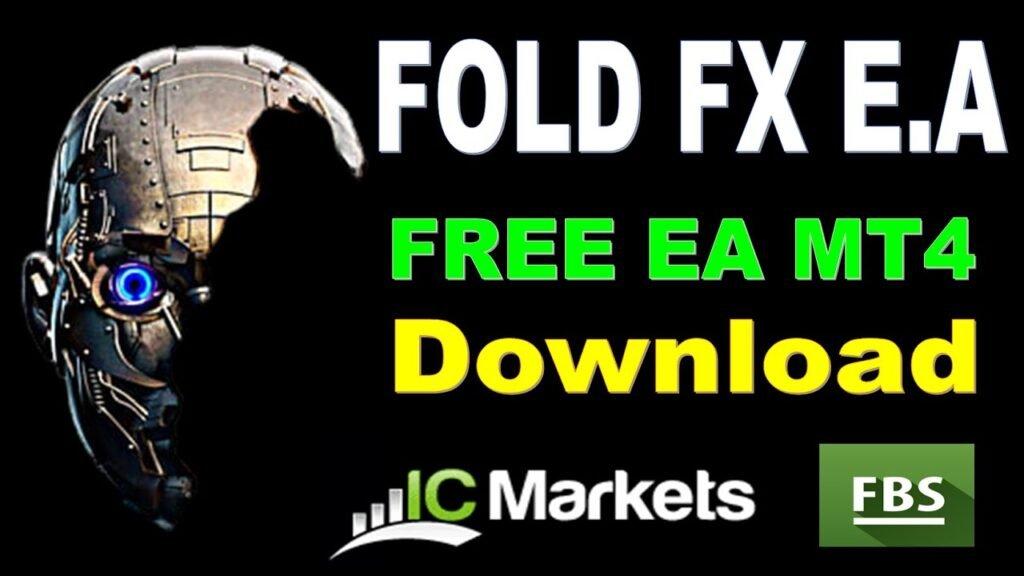 IC MARKETS/FBS – Robô FOLD FX E.A – FREE Robot MT4 FOREX Download – Melhor Bot de 2020?